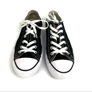 Converse | Black and White Low Top Allstar Shoes